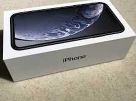 I phone XR 64 gb black