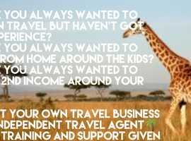Travel Agent Business Opportunity
