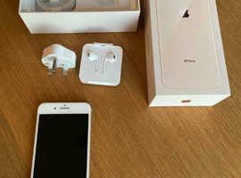 I phone 8 plus 64gb Rose gold