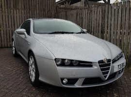 Alfa Romeo Brera, 2006 (56) Silver Coupe, Manual Petrol, 94,000 miles