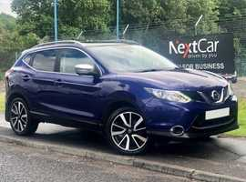 2015 Nissan Qashqai 1.6 DCI Tekna Only £30 per year Road Tax, this Qashqai has just arrived freshly in to stock