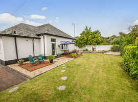 North Wales, Detached, Large 2 Bedroom bungalow
