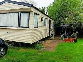 WILLERBY RIO 2-BED MOBILE HOME IN FELIXSTOWE