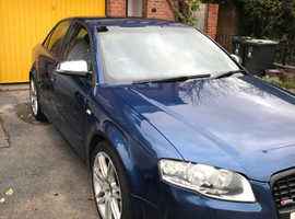 Audi A4, 2.0 TFSI S Line Special Editon (57)