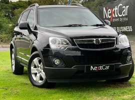 2014 Vauxhall Antara 2.2 CDTI Exclusiv Lovely Very Low Mileage Example....Full Service History