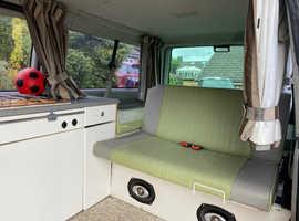 VW T4 Caravelle camper van