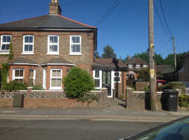 Ash Vale - 2 double bedroom semi