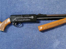 Crosman 2200 Magnum Pump up Air Rifle in  22  Not seen for sale often  nowadays