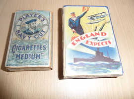 Card Game. England Expects 1940