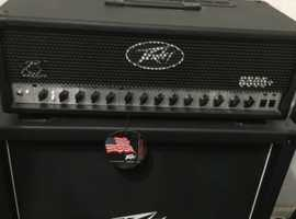 Peavey 6505 + head and cab