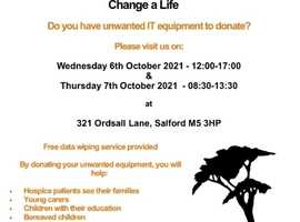 IT Appeal - Help us help local vital charities!