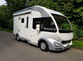 2010 EURA MOBIL TERRESTRA I560 LB LHD A-CLASS £32,995