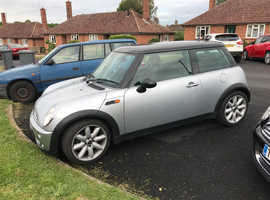 Mini MINI, 2004 (54) Silver Hatchback, Manual Petrol, 100,000 miles