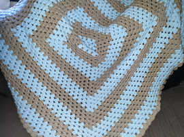 Crochet Blankets any sizes and colour/s