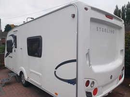 Sterling Europa 550 2011