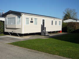 3 Bed Caravan For Holiday Hire Near Chichester West Sussex
