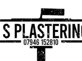 Plasterer's needed