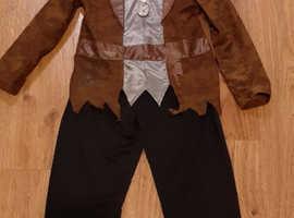 World Book Day Costume Age 7-8 Mr Stink