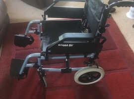 Light weight travel wheelchair 6 months old
