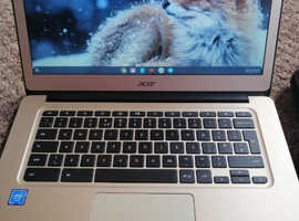 Acer Chromebook 14 in Gold