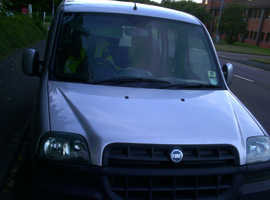 Fiat Doblo, 2005 (55) Grey MPV, Manual Diesel, 146,778 miles