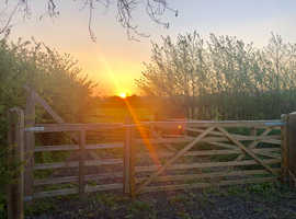 Field to rent 6 acres in the lovely village Great Broughton, Stokesley, North Yorkshire.
