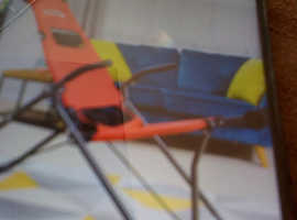Back inersion lounge chair