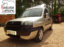 2003 FIAT DOBLO JTD ELX HIGH TOP MICRO CAMPER MINI SMALL CAMPERVAN