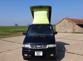 Ford Freda, 1995 (N) Black MPV, Automatic Diesel, 134,000 miles