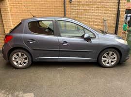 Peugeot 207, Sport, 16V, 2006 (56) Grey Hatchback, Manual Petrol, 61,000 miles