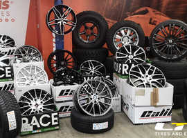 FOR SALE: Alloy Wheels different styles for most cars and vans!