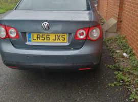 Volkswagen Jetta, 2006 (56) Grey Saloon, Manual Diesel, 304,050 miles