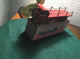 1947 dinky foden chain wagon boxed