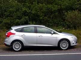 2011 11 Ford Focus 1.6 Titanium X TDCi (01443) 831670