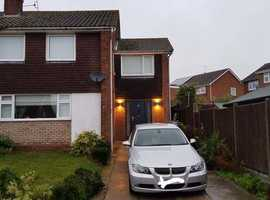 Double Room to rent within a 3 bedroom House Cedar Road Sturry