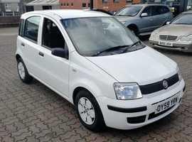 Fiat Panda, 2009 (59) White Hatchback, Manual Petrol, 101,846 miles