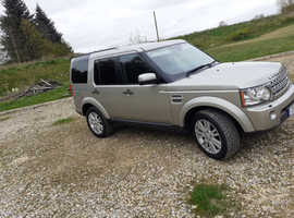 Landrover discovery 4 hse 2011