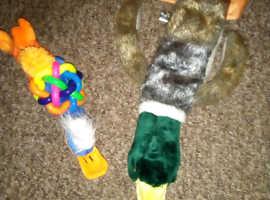 Dog/puppy toys