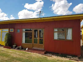 2 BED HOLIDAY CHALET MABLETHORPE £40 DAILY RATE REMAINDER OF SEASON