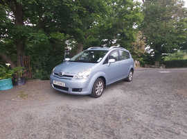 Toyota Corolla, 2007 (07) blue estate, Manual Petrol, 170000 miles