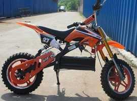 HL-D50E Electric Dirt Bike