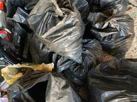 Free back fill soil 12 x bags