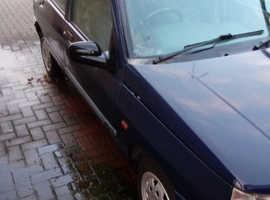 Renault Clio automatic 1.4 hand controls, pedals still in situ, wheelchair crane 51k miles