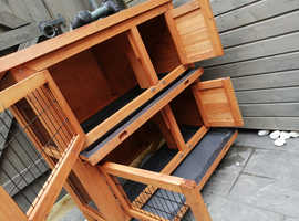 New boxed 3ft x 2 hutch