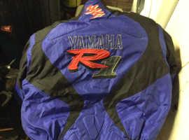 Genuine YAMAHA YZF R1 jacket £45