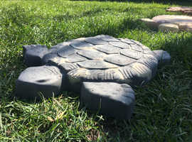 TURTLE STEPPING STONES - VARIOUS COLOURS AVAILABLE