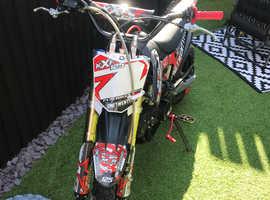 Kxf 125 pit bike. SOLD