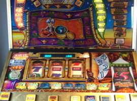 FREE Arabian nights £5 jackpot bandit