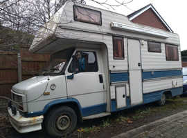 Wanted Left hand drive Motor Home
