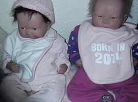 Reborn babies for sale £60 each
